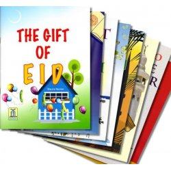 Children's Gift & Lessons Series (Set of 8 Books)