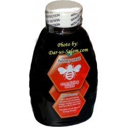 HoneyZest Energizing Honey (16oz Bottle)