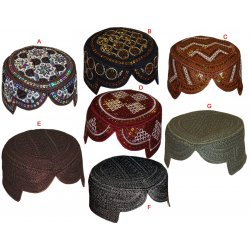 Sindhi cap (Small)