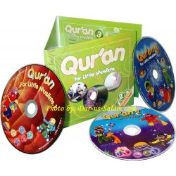 Qur'an for Little Muslims (3 CD Set)