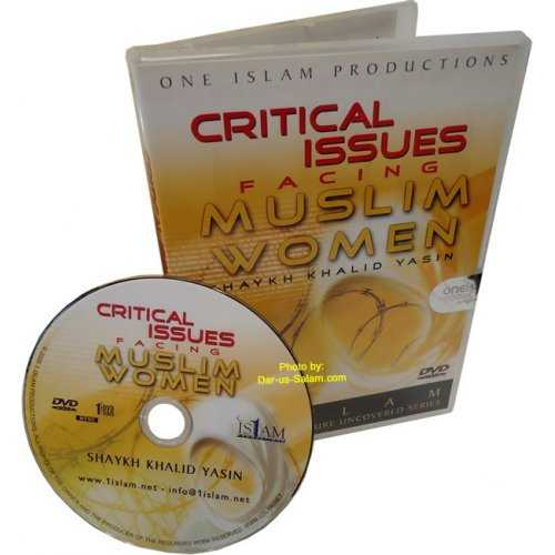 Critical Issues Facing Muslim Women (DVD)