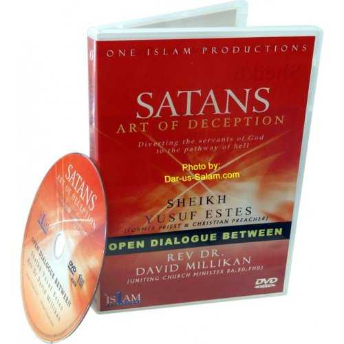 Satan's Art of Deception (DVD)