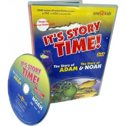 Story of Adam & Noah (DVD)