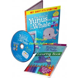 The Story of Yunus & the Whale (DVD)