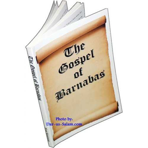 Gospel of Barnabas