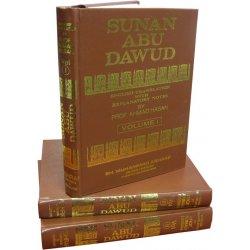 Sunnan Abu-Dawud (3 Vol. Set - English Only - Non-Darussalam)
