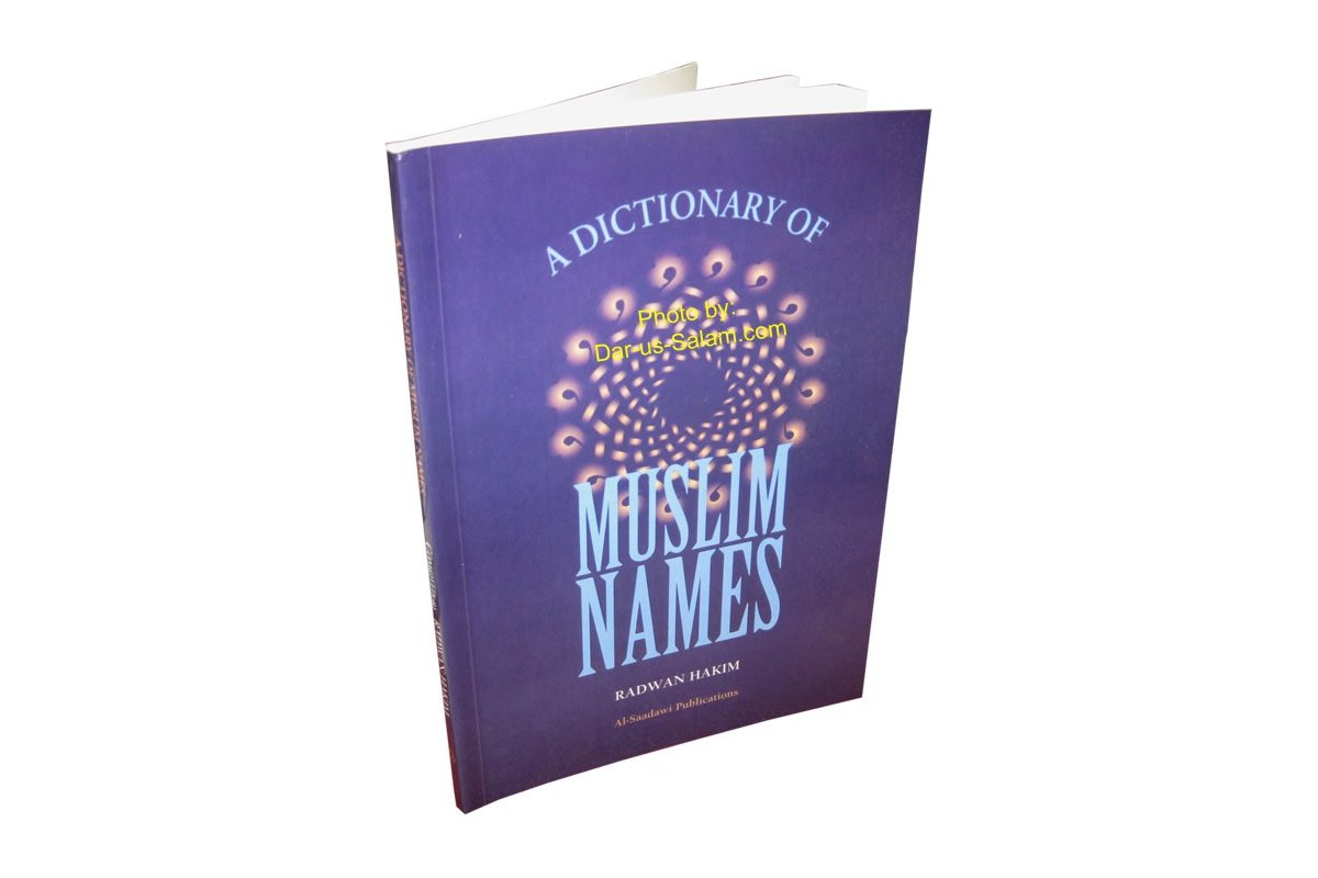 meaning of names dictionary muslim