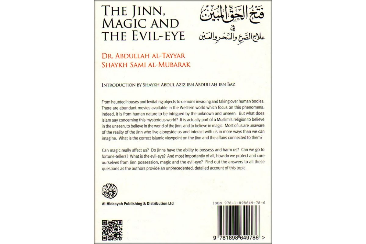 The jinn magic and the evil eye