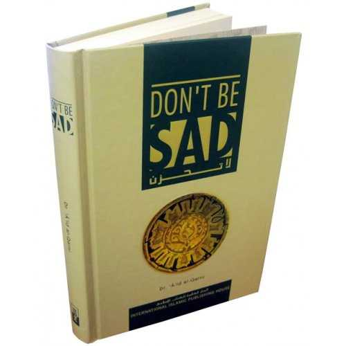 Don't Be Sad (HB)