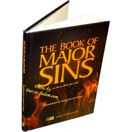 Book of Major Sins, The