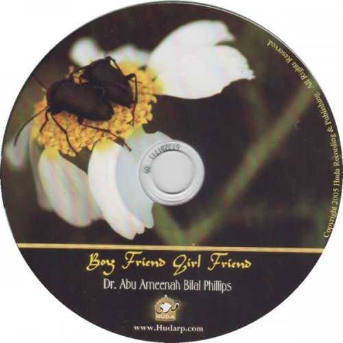 Boy Friend, Girl Friend (CD)