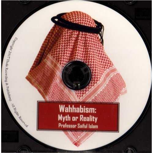 Wahhabism - Myth or Reality (CD)