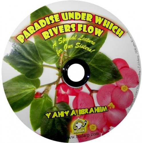 Paradise Under Which Rivers Flow (CD)