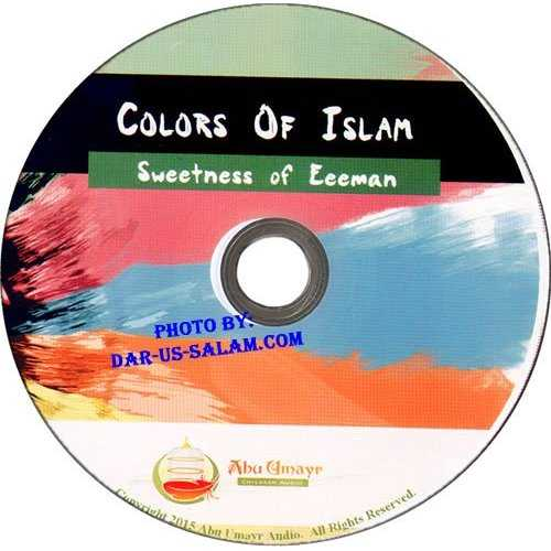 Colors of Islam - Sweetness of Eeeman (CD)