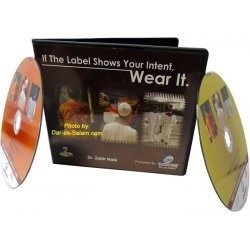 If the Label shows your Intent: Wear it! (2 CDs)