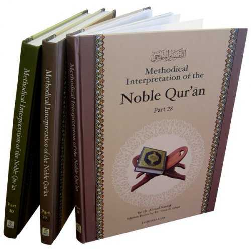 Methodical Interpretation of the Noble Quran (Multi-Part)