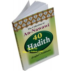 Forty Hadith of An-Nawawi (Pocketsize)