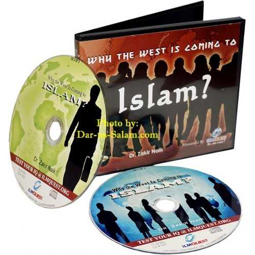 Why the West is coming to Islam? (2 CDs)