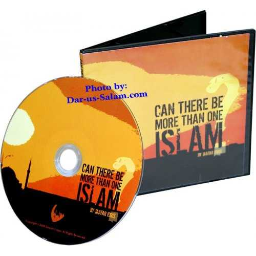 Can there be More than One Islam? (CD)