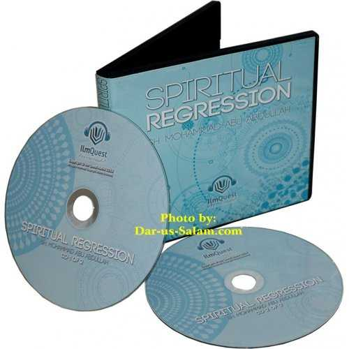 Spiritual Regression (2 CDs)