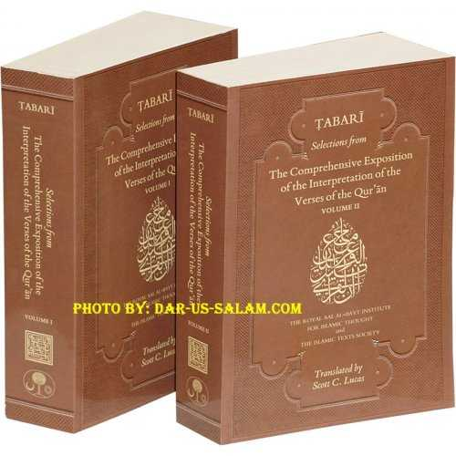 Selections from Tabari (2 Vol. Set)