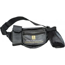 Leather Belt for Hajj/Umrah (With Phone+Bottle Holder)