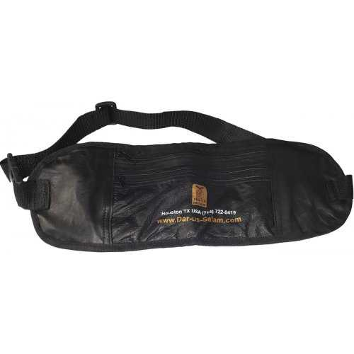 Hajj/Umrah Belt (Black)
