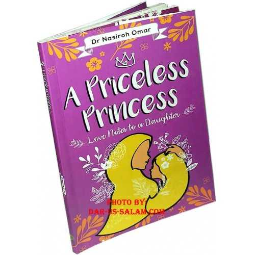 A Priceless Princess - Love Notes to a Daughter